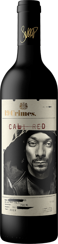 19 Crimes - Cali Red