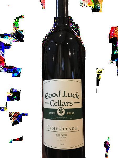 Good Luck Cellars - Inheritage 2015