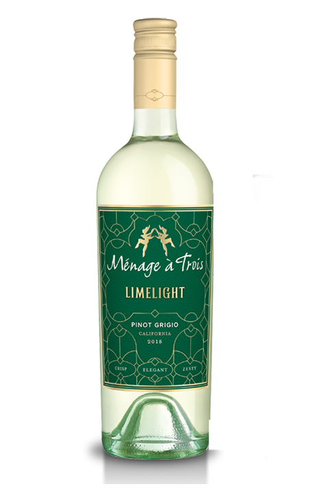 Menage a Trois – Limelight Pinot Grigio